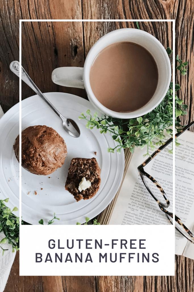 Gluten-Free Banana Muffin