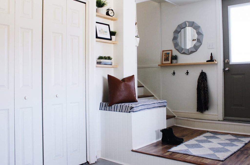 basement entryway