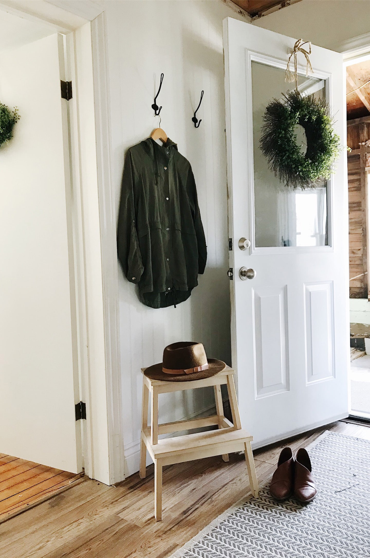 Upcycling a Wreath