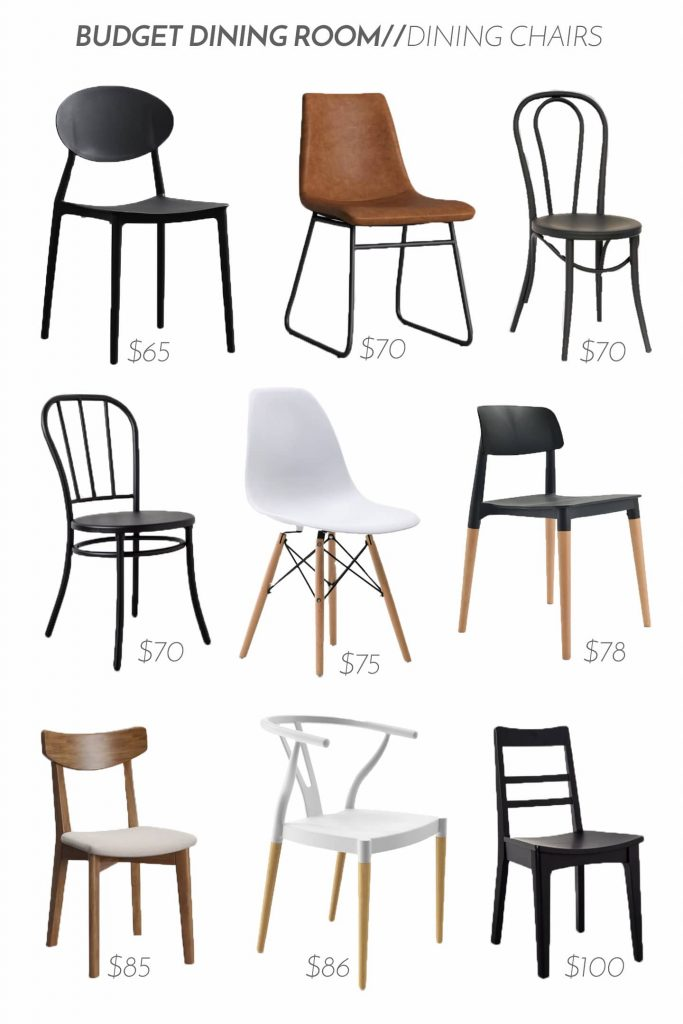 Budget Dining Room Chairs